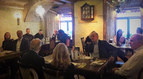 Monthly Norwegian-Lithuanian Business Lunch