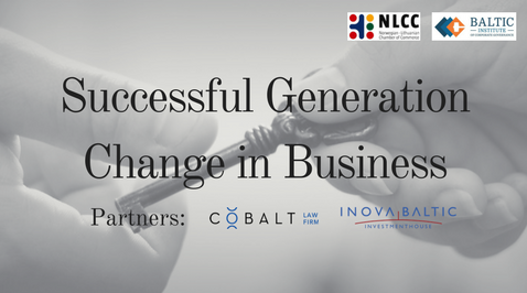 Successful Generation Change in Business