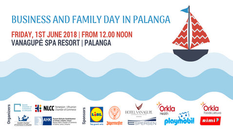 Business and Family Day in Palanga