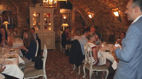 May Norwegian-Lithuanian Business Lunch