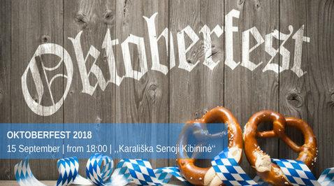 Oktoberfest 2018 in Vilnius