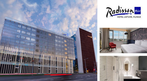 Lithuania' largest hotel has opened its doors!