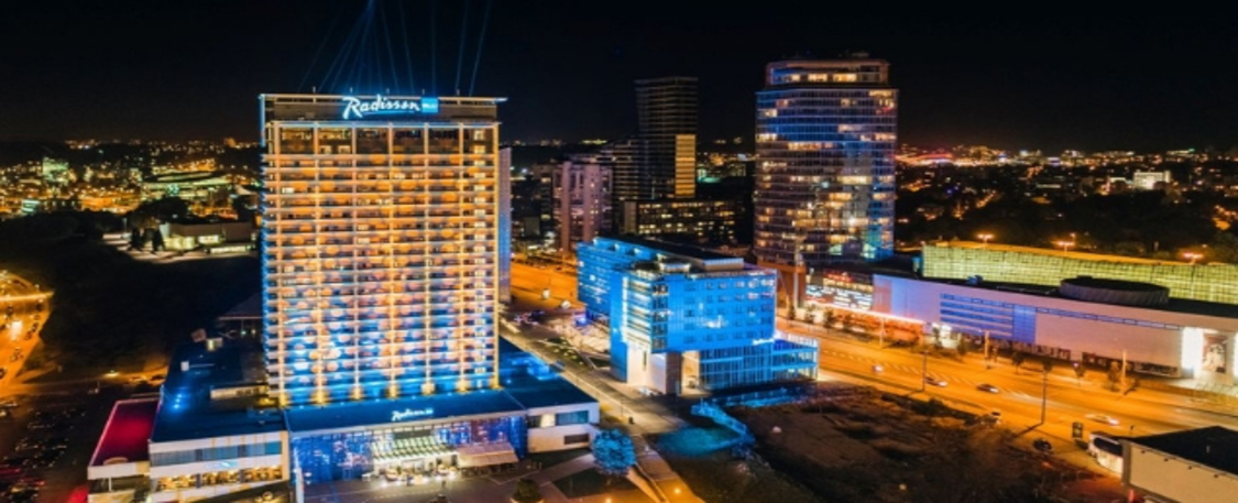Expanded Radisson Blu Hotel in Vilnius Ready to…