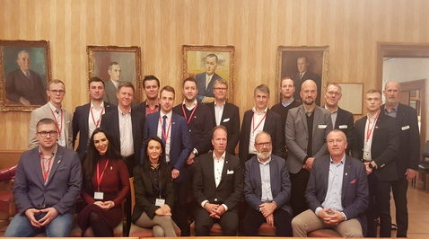 Lithuanian Engineering Mission to Norway 2018