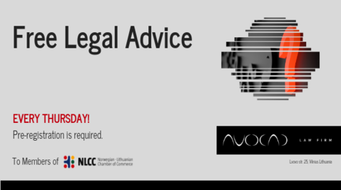 Free Legal Advice for NLCC Members