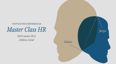 Master Class HR Conference in Vilnius
