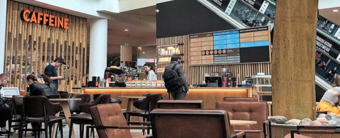 Reitan Convenience acquires coffee chain in the Baltics