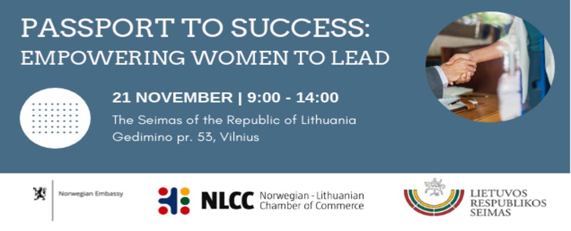 Passport to Success: Empowering Women to Lead