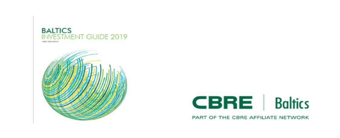Baltics Investment Guide 2019 by CBRE Baltics
