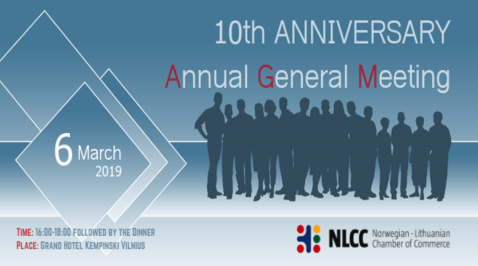 10th Anniversary Annual General Meeting