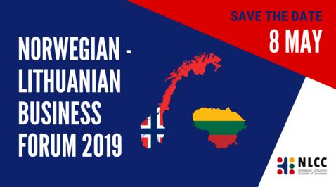 Norwegian – Lithuanian Business Forum 2019