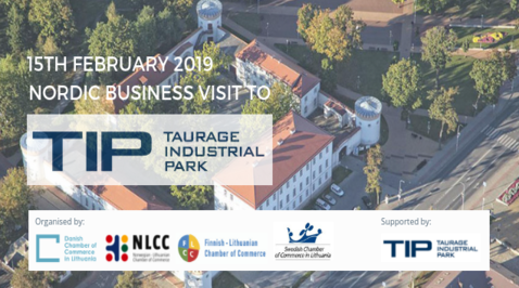 Nordic Business Visit to Taurage Industrial Park