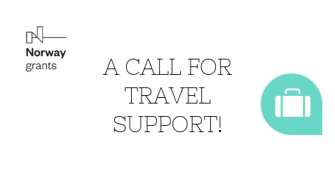A call for travel support from Norway Grants