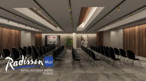 Radisson Blu Royal Astorija New Meeting Area
