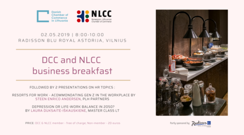 DCC and NLCC Business Breakfast