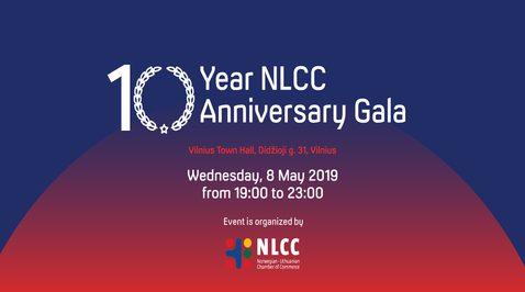 10th Year Anniversary NLCC Gala Dinner
