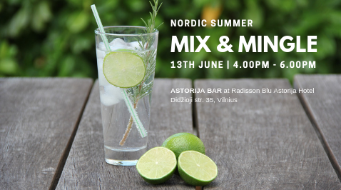 Nordic Summer Mix & Mingle