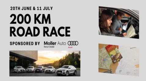 200km Road Race