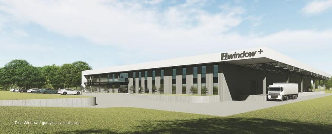 Norvegiško kapitalo įmonė statosi gamyklą Šiaulių LEZ