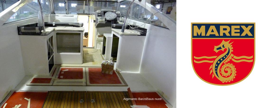 """""""Marex Boats"""" tariasi dėl elektrinių autobusų korpusų gamybos"""