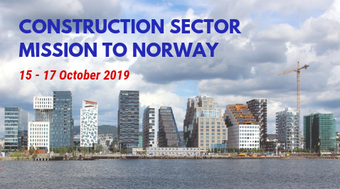 Construction Sector Mission to Norway