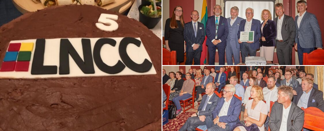 Celebration of 5th Anniversary of the LNCC in Oslo