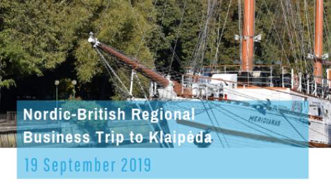 Regional Business Trip to Klaipeda