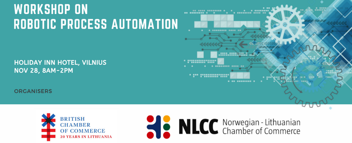 Robotic Process Automation (RPA) Workshop