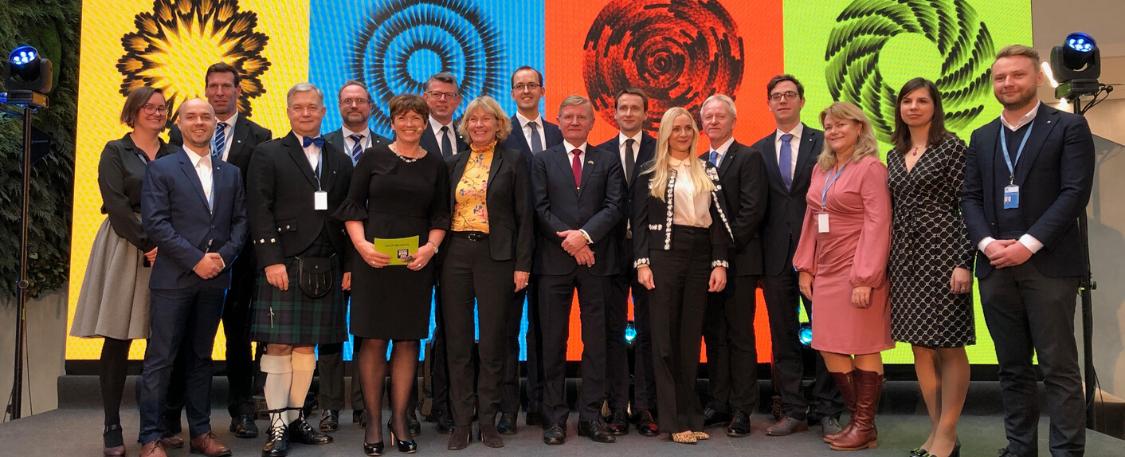 Opening of Yara's EBS Center in Vilnius!