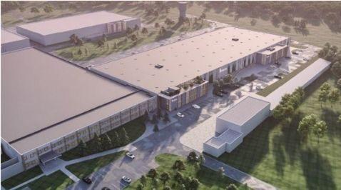 Ukmergės pramonės parke iškils gamybos pastatas nuomai