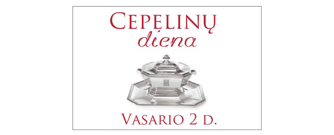 "Mykolo 4 invites you to celebrate the ""Cepelinai"" day!"