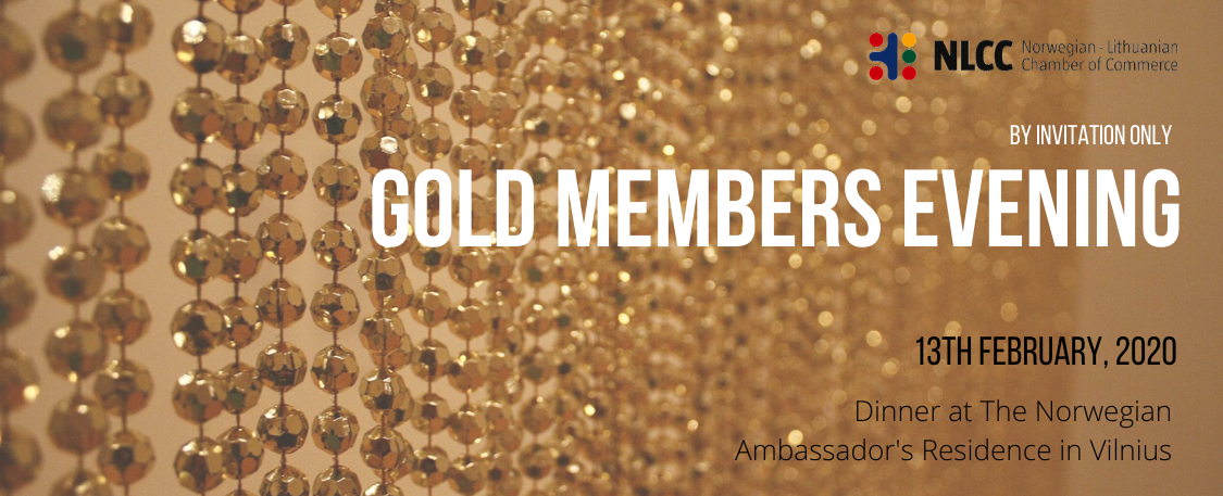 Gold Members evening