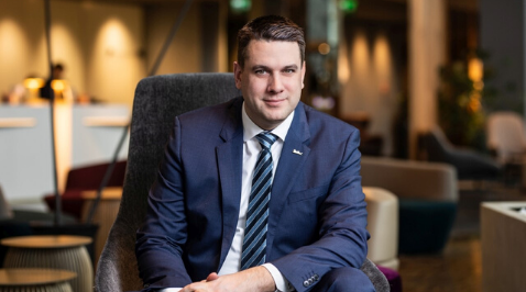 Radisson Blu Hotel Lietuva Has a New General Manager!