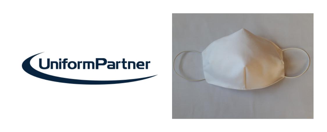 UniformPartner Lietuva is offering reusable face masks