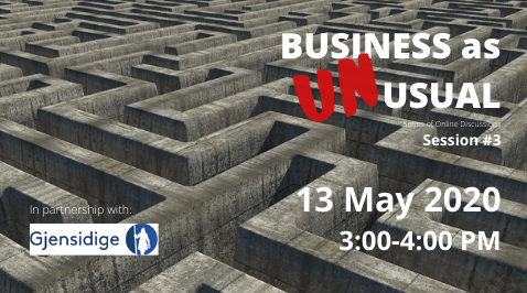 Business as Unusual   Session #3