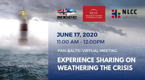 Pan-Baltic Norwegian Chambers Virtual Meeting