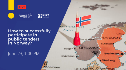 Public procurement opportunities in Norway
