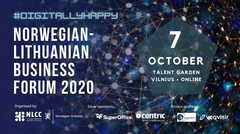 Norwegian – Lithuanian Business Forum 2020