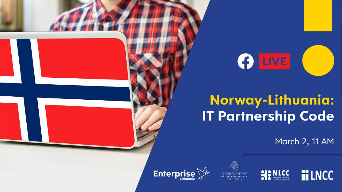 Norway-Lithuanian: IT Partnership Code