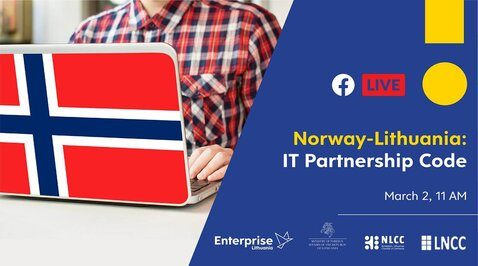 Norway-Lithuanian: IT Partnership Code