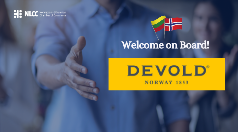 Welcome our New Bronze Member  – the Oldest Existing Manufacturer of Knitted Garments in Europe – Devold