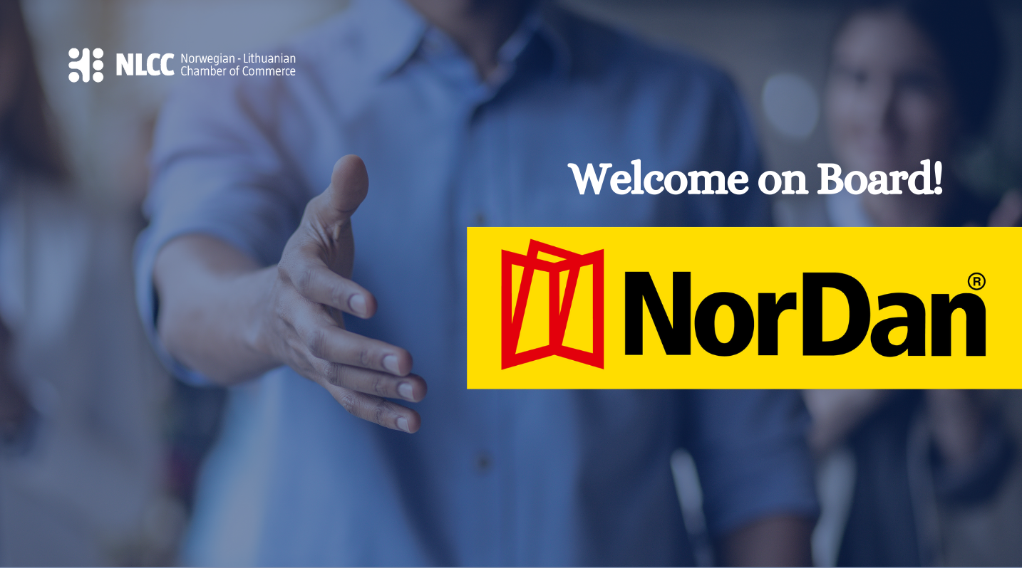 Welcome our New Gold Member  – NorDan