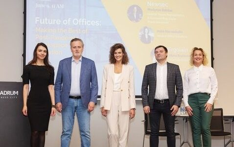 """NLCC has opened """"live"""" events season with the discussion on the future of offices"""