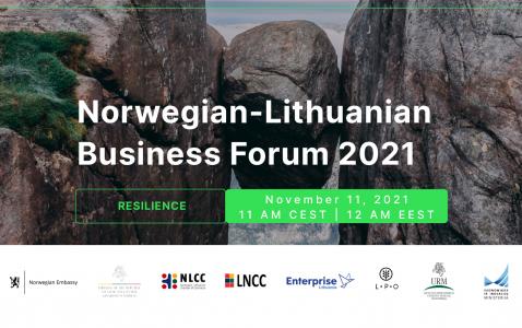 Norwegian-Lithuanian Business Forum 2021