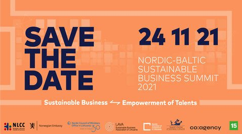 Nordic-Baltic Sustainable Business Summit 2021