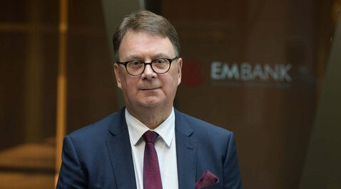 Experienced risk management professional E. Preikša appointed as Chief Risk Officer at EMBank